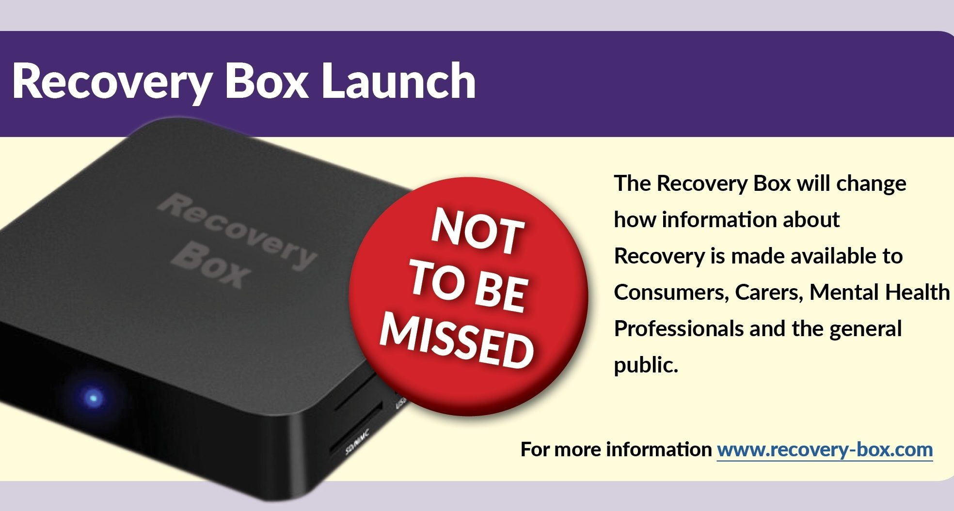 Recovery Box